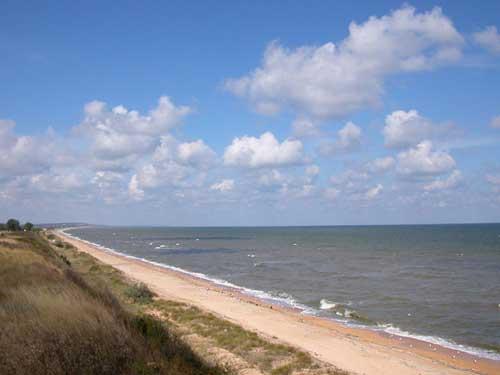 пересыпь азовское море фото