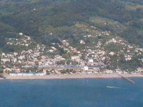 Отдых в поселке лоо на черном море