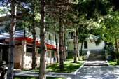 База отдыха ЛЕСНАЯ СКАЗКА поселок Широкая Балка Черное море