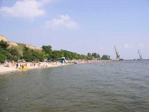 Отдых в городе очаков на черном море