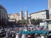 Город Генуя 5